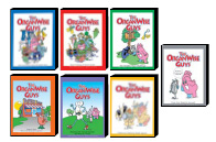 OWG Lesson Plan Books