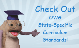 Check out OWG State-Specific Curriculum Standards