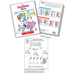 Activity Sheet for Kids