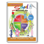 "MyPlate ""OrganWise"" Style Assembly Kit"