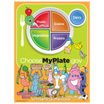 1 OrganWise Guys MyPlate Poster