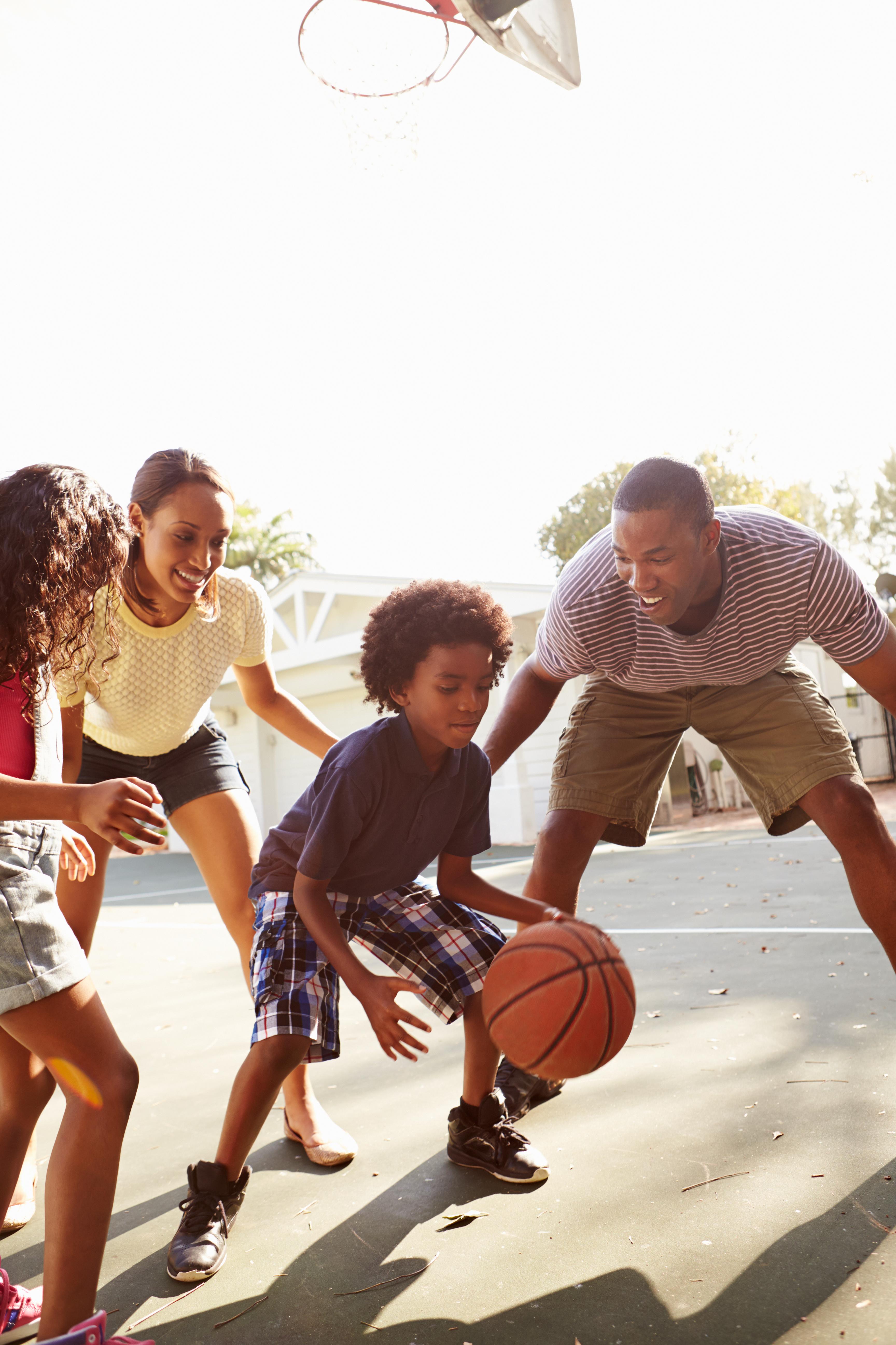 How basketball was a family affair essay