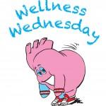 Wellness Wednesday stacked