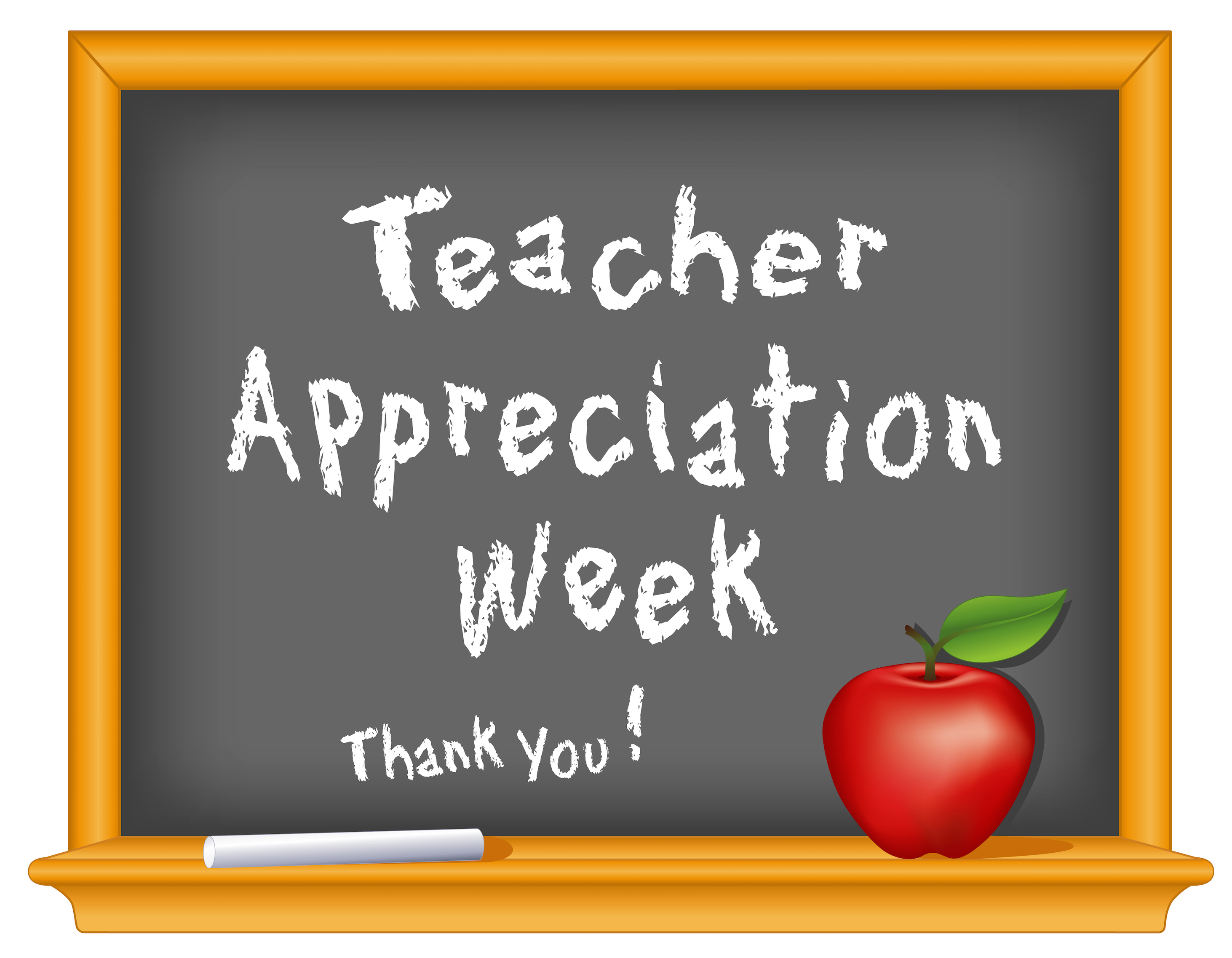Teacher appreciation week simply say thanks organwise guys blog teacher appreciation week simply say thanks sciox Images