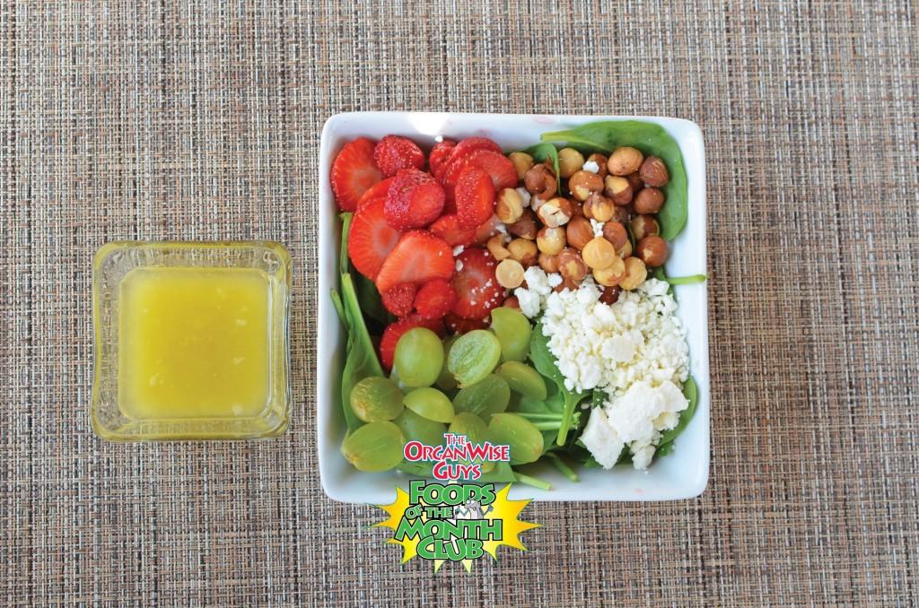 nut salads