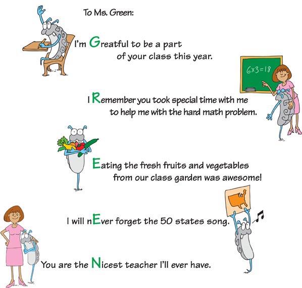 Teacher Appreciation Gift: Last Minute Idea - OrganWise ...