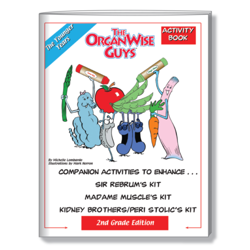 2403 2nd Grade Activity Book COVER